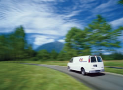 business transportation and delivery